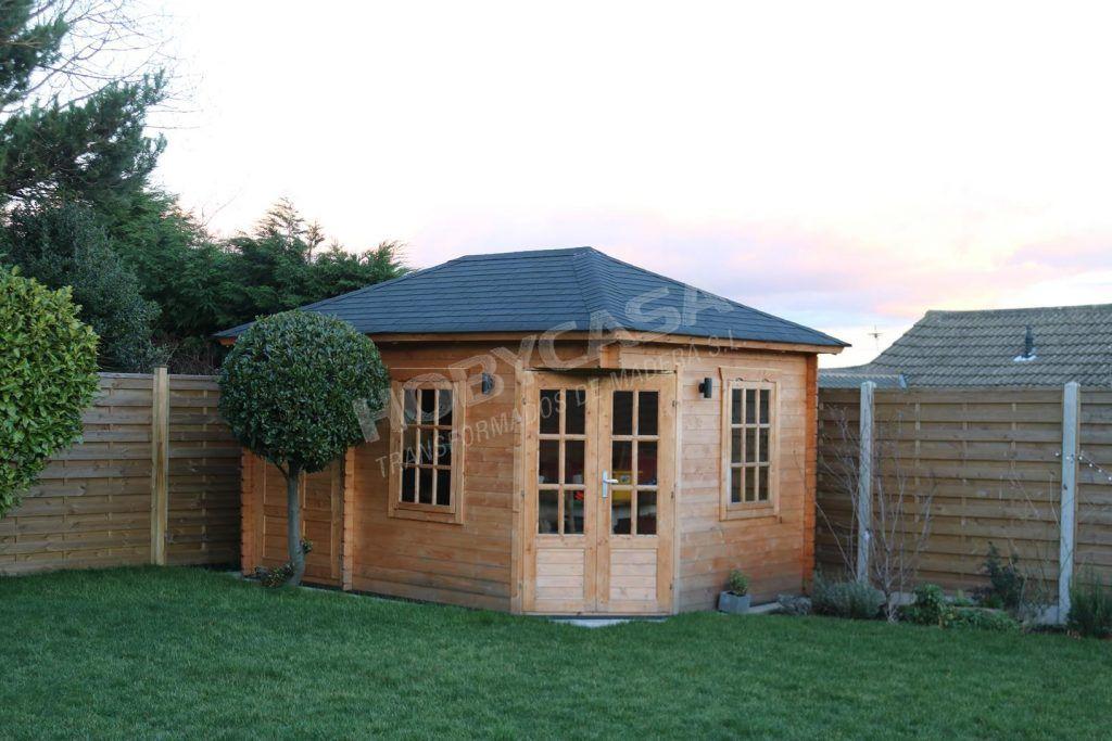 Que es más barata casa de madera o una prefabricada Sigrid