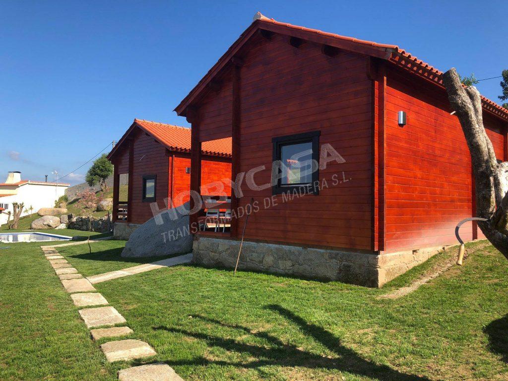 Casas prefabricadas de madera Ibiza