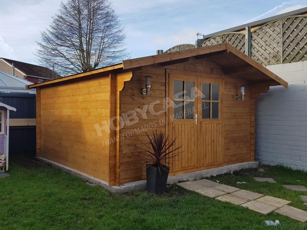 Casas de madera 20 m2 Palma
