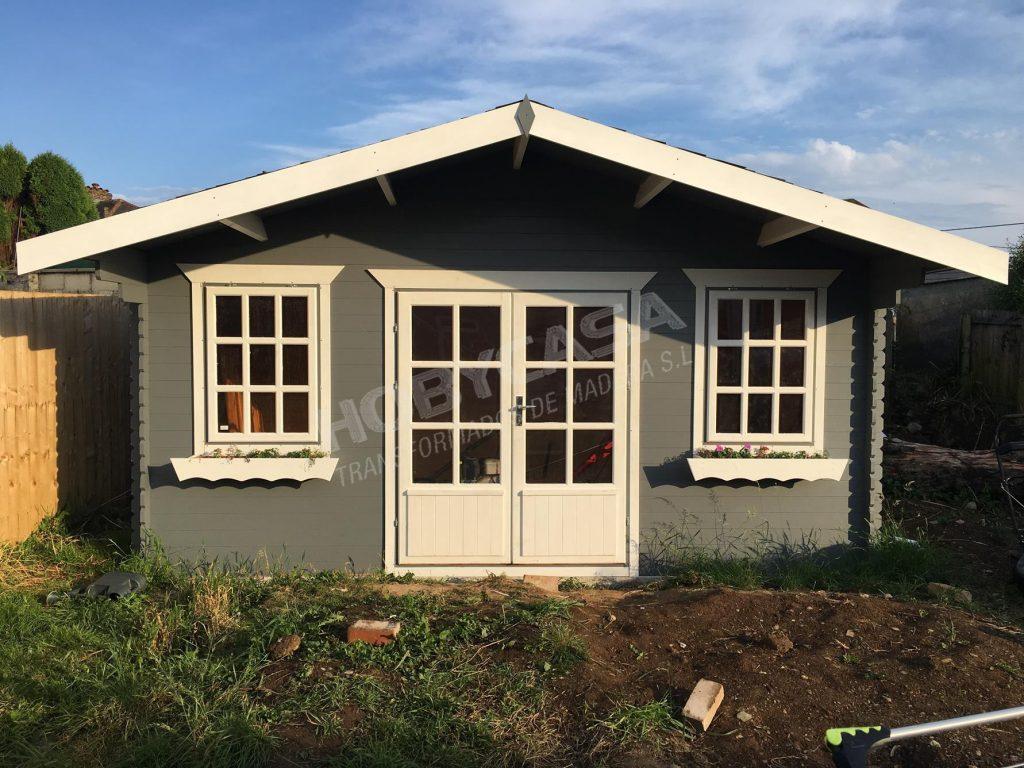 Casas de madera 20 m2 Skyler
