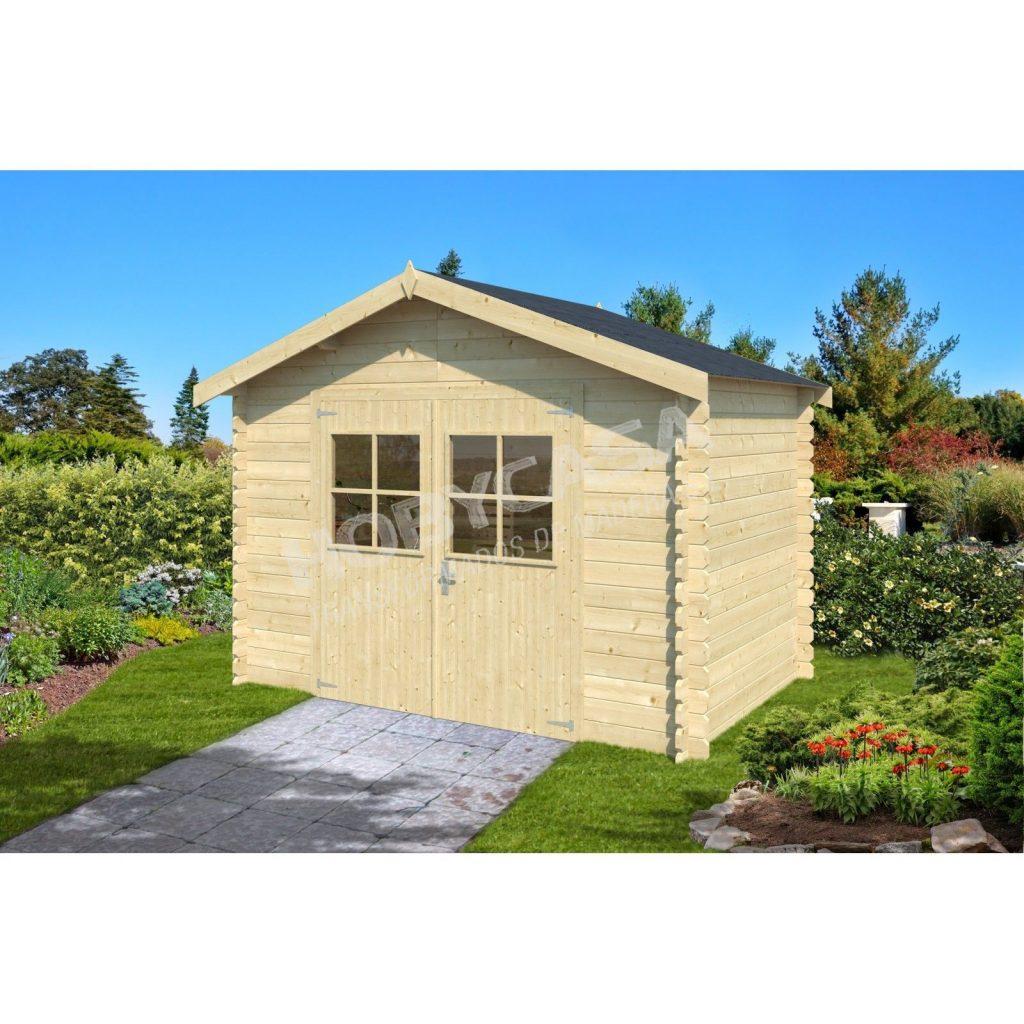 Casetas de madera para jardín a medida Somo
