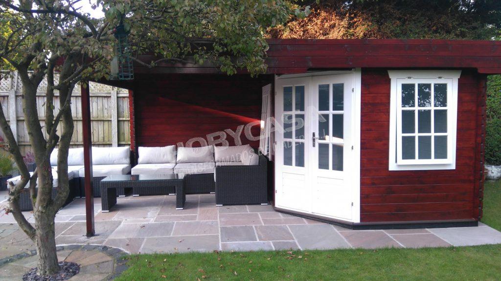Casas de madera 20 m2 Stig