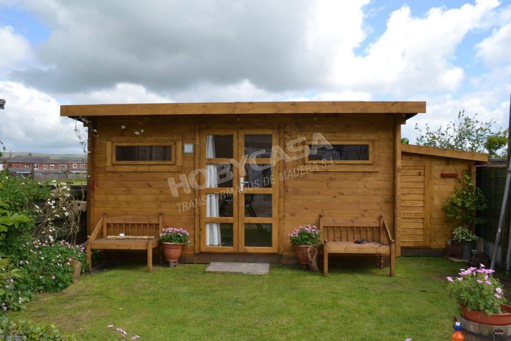 Casas prefabricadas de madera a medida Zutphen