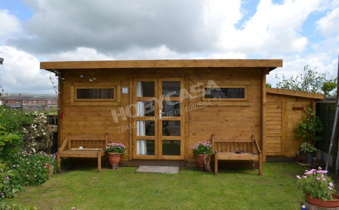 Casas de madera 20 m2 Zutphen