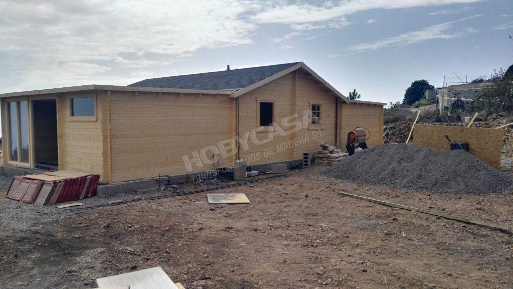 Casas prefabricadas de madera Unión Javea