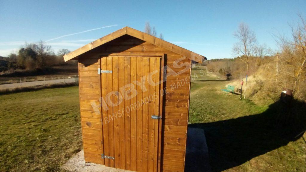 Casetas de madera para jardín a medida Kiosko