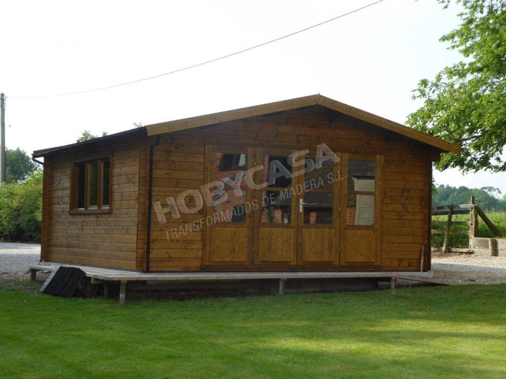 Que es más barata casa de madera o una prefabricada Southampton