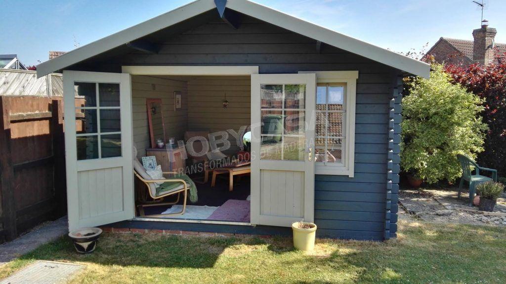 Tratamiento para casas de madera Ulrik
