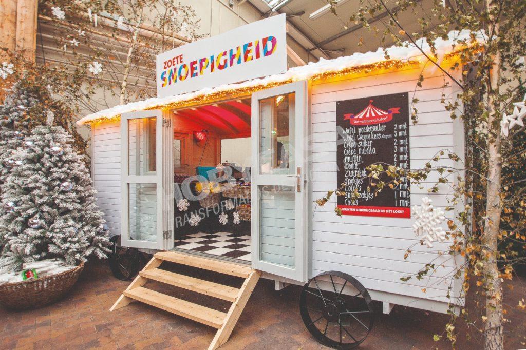 Minicasas sobre ruedas España Food truck