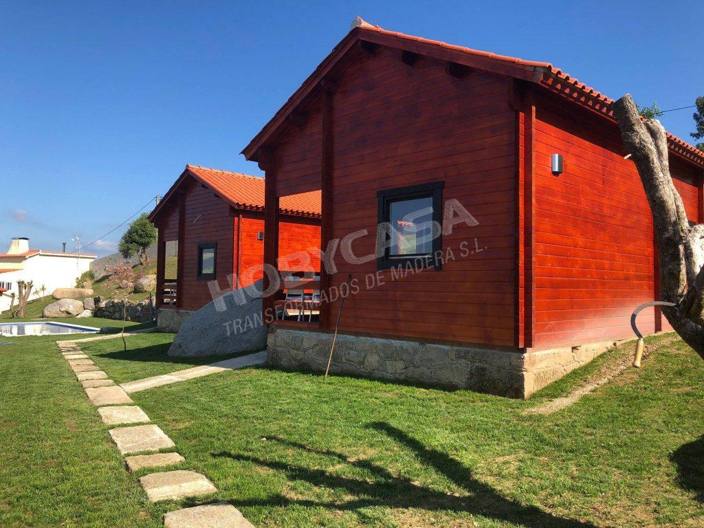Casas de madera baratas Cádiz Ibiza