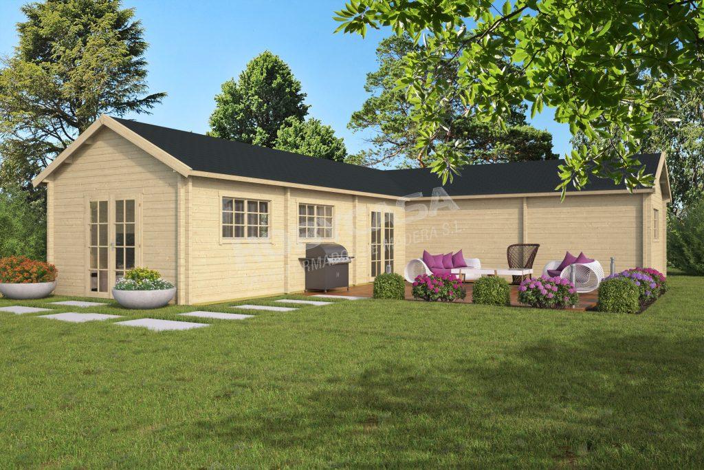 Casas prefabricadas de madera Maynooth