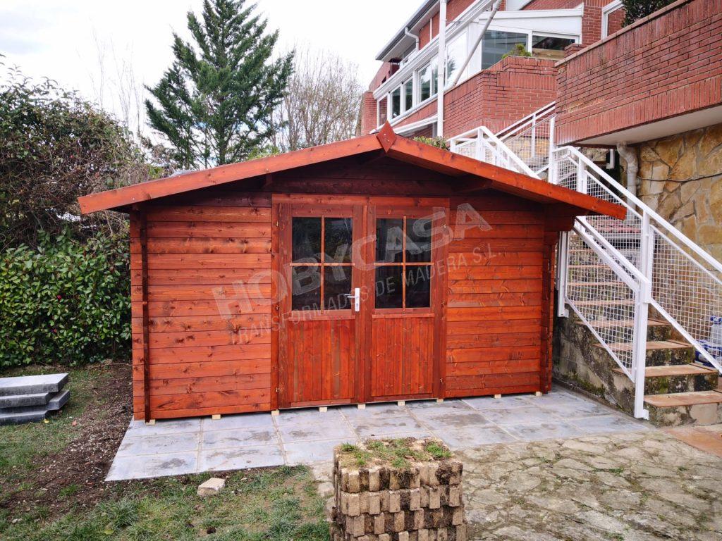 Casas de madera modernas españa Summertime