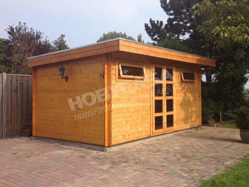 Casas de madera grosor paredes Zutphen