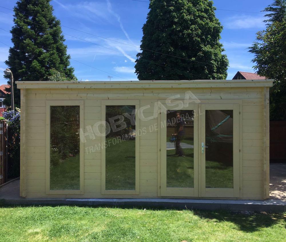 Casas de madera de alta calidad Annabel
