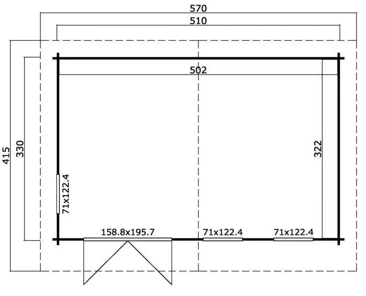 casas-de-madera-barcelona-planos