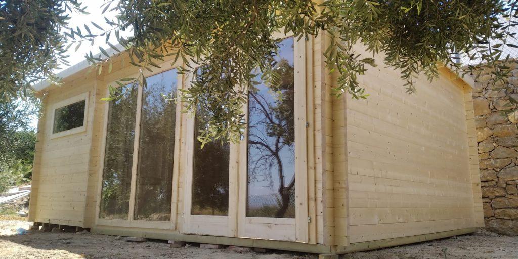 Casas de madera Flow