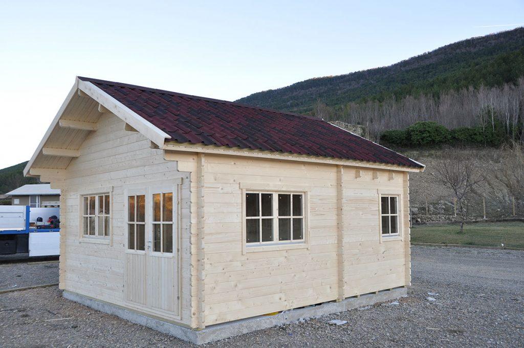 Casa prefabricada LLANES