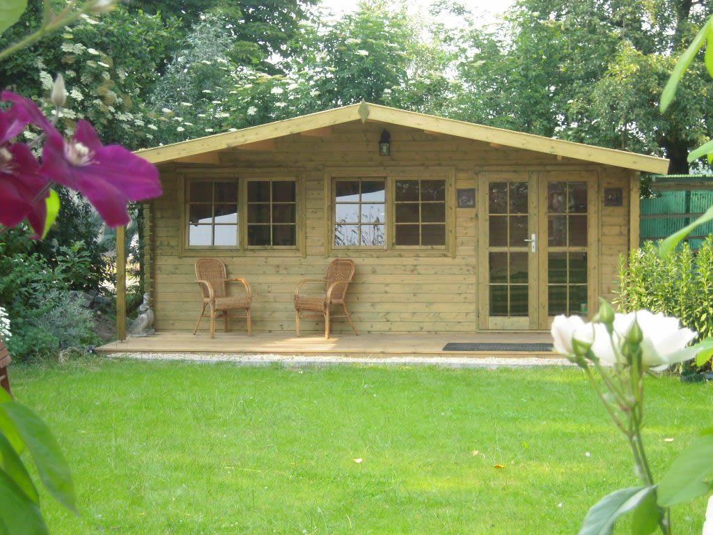 Casas de madera Gijs