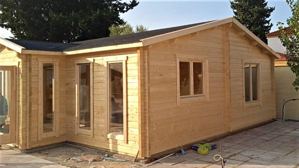 Casas de madera Mullingar